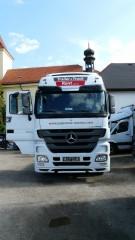 Mercedes-Benz actros mega plný servis merced č.1