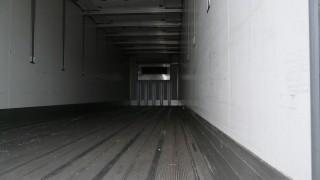 CIMC Silvergreen mrazírenský návěs dvojitá podlaha č.9