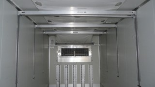 CIMC Silvergreen mrazírenský návěs dvojitá podlaha č.11