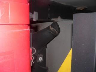 CIMC Silvergreen mrazírenský návěs dvojitá podlaha č.23