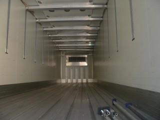 CIMC Silvergreen mrazírenský návěs dvojitá podlaha č.28