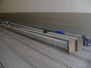 CIMC Silvergreen mrazírenský návěs dvojitá podlaha č.32