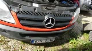Mercedes Benz sprinter 313 CDI čelo nové turbo č.10