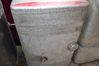 Nádrž hliníková Iveco,cena od č.4