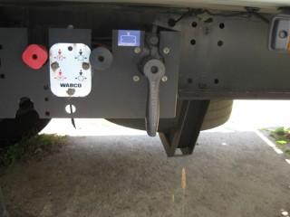 CIMC Silvergreen, carrier vector 1550, mrazírenský návěs, dvojitá podlaha,wabco