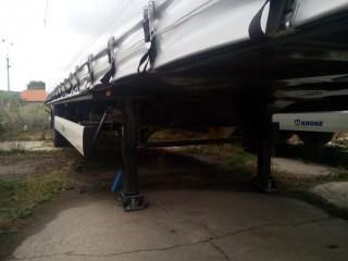 Krone Mega liner SEP 09 eLG4-CS Jedno-osý SAF, BPW,